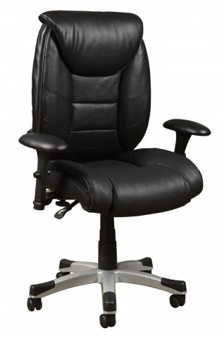Bovina Black Memory Foam Chair