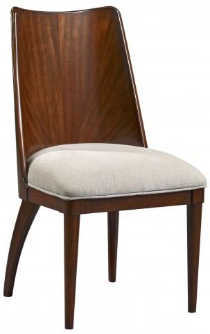 Viro Walnut Side Chair