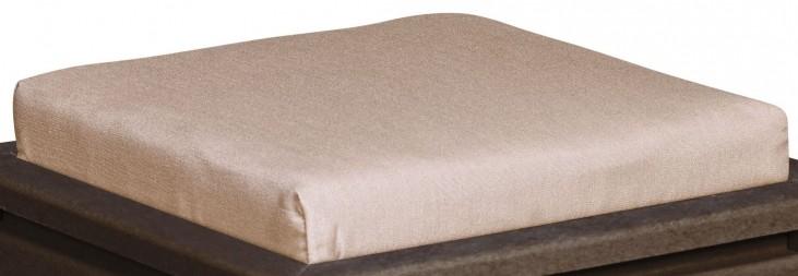 Stratford Beige Small Ottoman Cushion