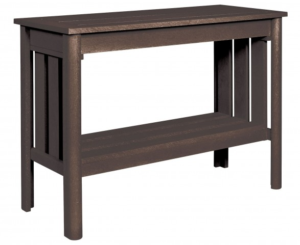 Stratford Chocolate Sofa Table