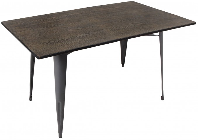 Oregon Espresso Dining Table