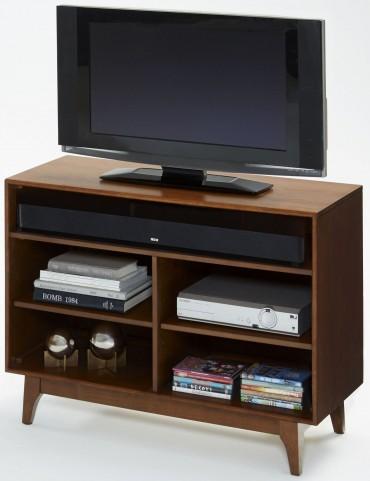 Mid-Mod Cinnamon TV Stand