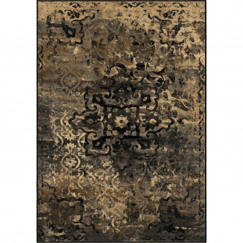 Blended Kirman Multi Medium Rug