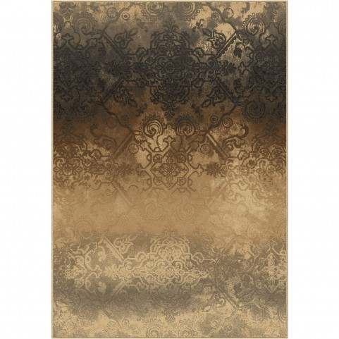 Batika Pewter Medium Rug