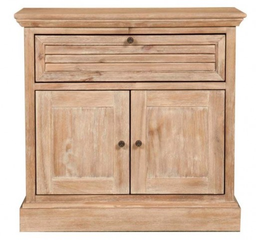 Eden Stone Wash Nightstand