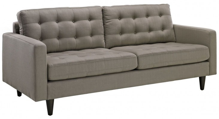 Empress Granite Upholstered Sofa