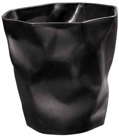 Lava Black Pencil Holder
