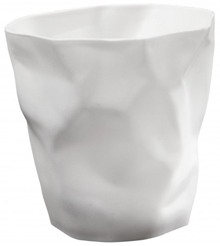 Lava White Pencil Holder