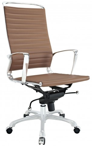 Tempo Tan Highback Office Chair