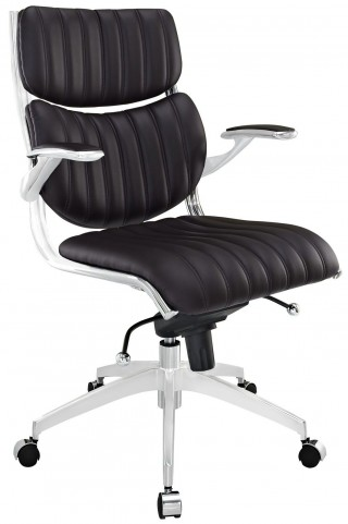 Escape Brown Midback Office Chair