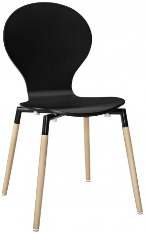 Path Black Dining Side Chair