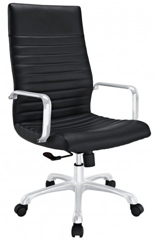 Finesse Black Highback Office Chair