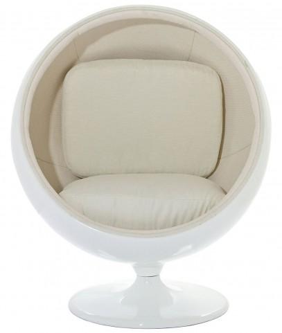 The Kaddur Chair in White