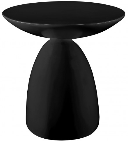 Flow Black Side Table