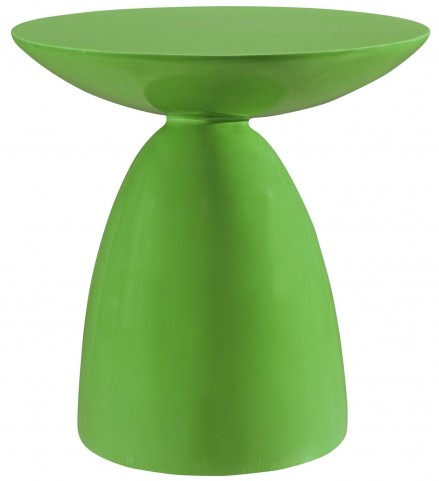 Flow Green Side Table
