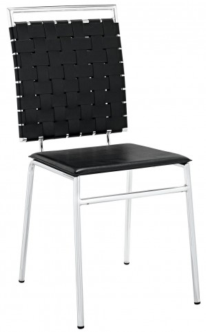 Fuse Black Dining Side Chair