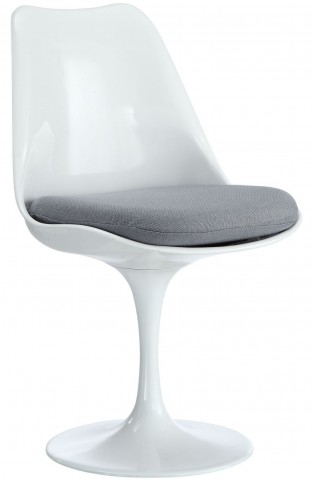 Lippa Gray Dining Side Chair