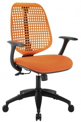 Reverb Orange Office Chair