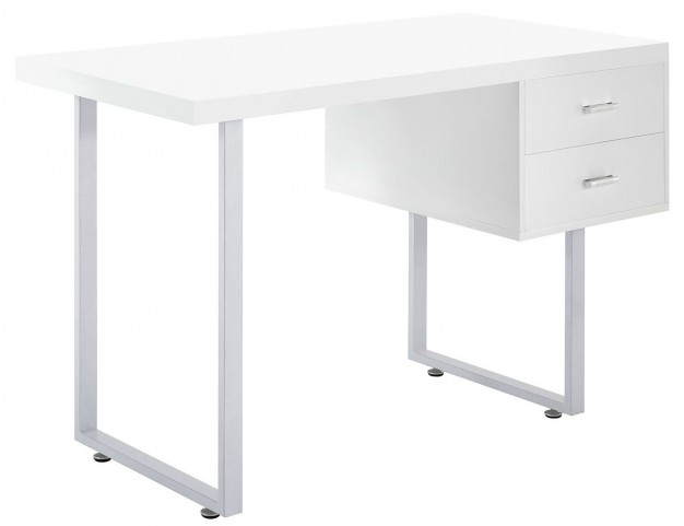 Turn White Office Desk