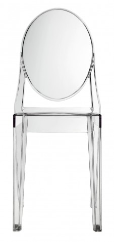 Casper Side Chair in Clear