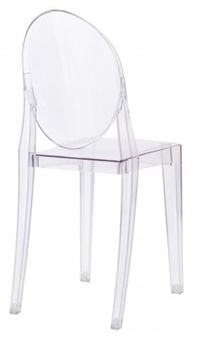 Casper Side Chair in Clear