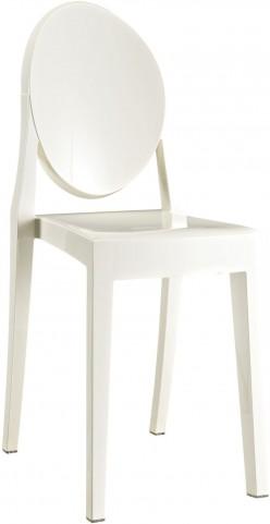 Casper Side Chair in White