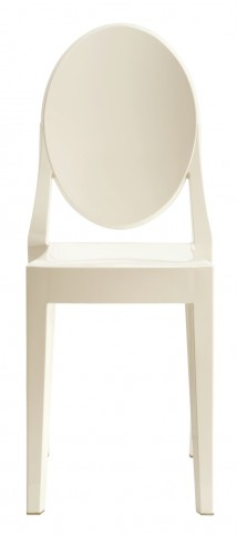 Casper Side Chair in White