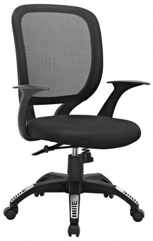 Scope Black Office Chair