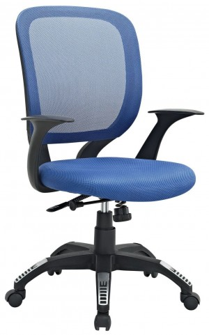 Scope Blue Office Chair