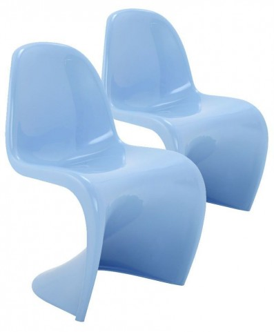 Slither Dining Side Chair Set of 2