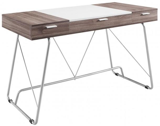 Birch Panel Desk
