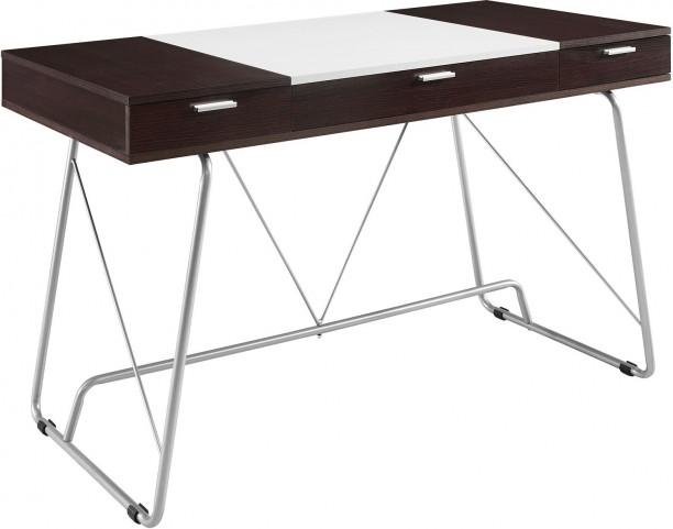 Cherry Panel Desk