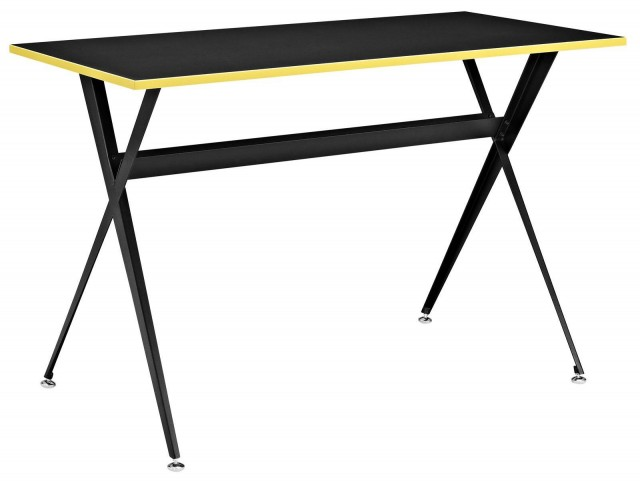 Black Expound Desk
