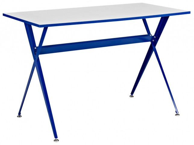 Blue Expound Desk