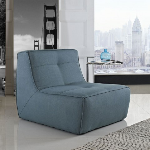 Align Sea Upholstered Armchair