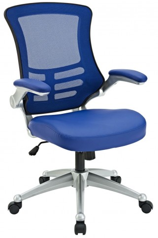 Attainment Blue Office Chair