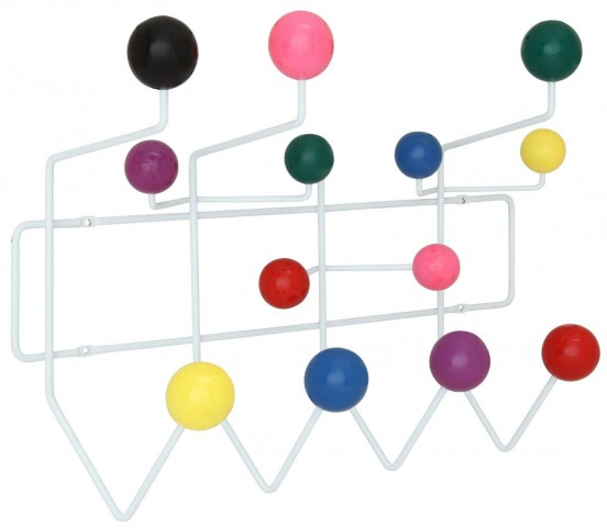 Gumball Multicolored Coat Rack