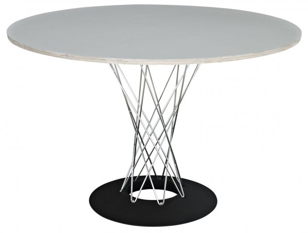 Typhoon White Dining Table