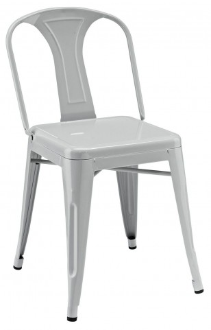 Promenade Gray Dining Side Chair
