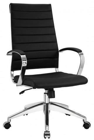 Jive Black Highback Office Chair