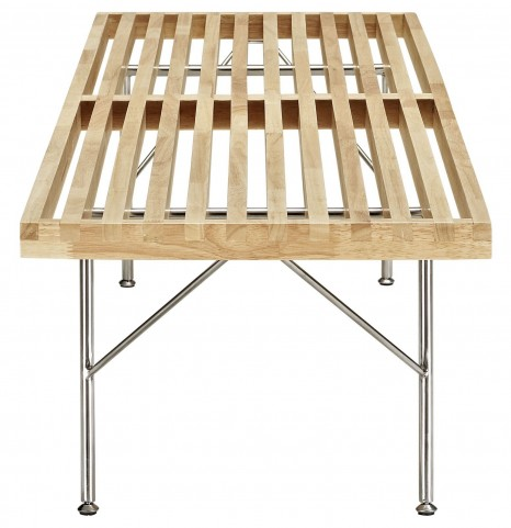Vantage Natural Medium Bench