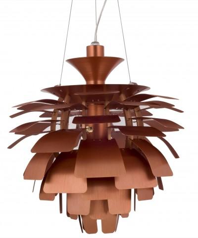 506-COP Petal Copper Lamp