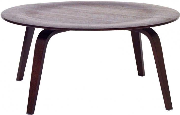 Plywood Coffee Table in Wenge