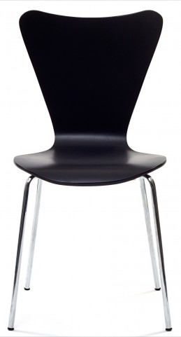 Ernie Chair in Black
