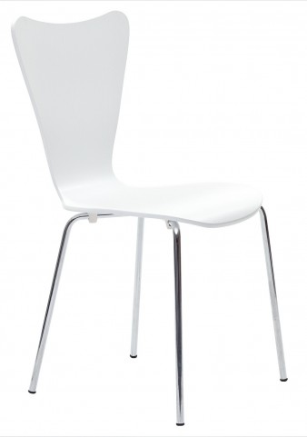 Ernie Chair in White