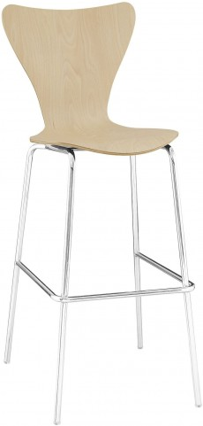 Ernie Barstool Chair in Natural