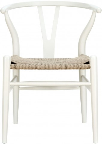 Amish Chair in White