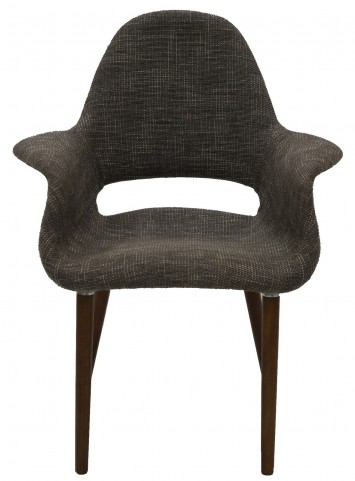 Taupe Accent Chair