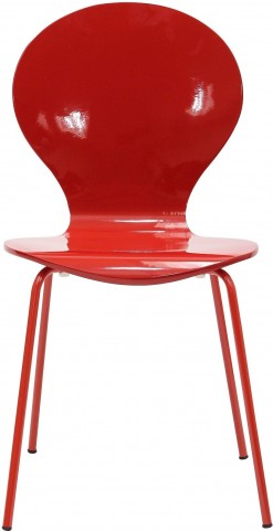 Insect Chair in Glossy Red