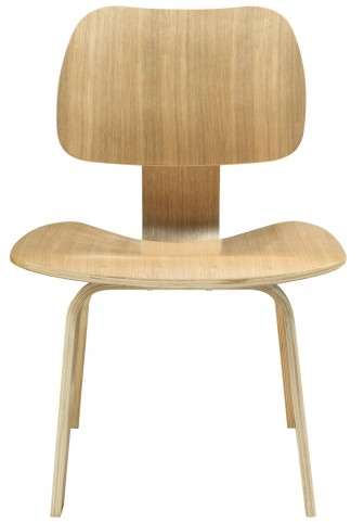 Fathom Plywood Dining Chair in Natural